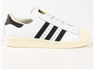 Superstar 80's Premium White/Black G61070