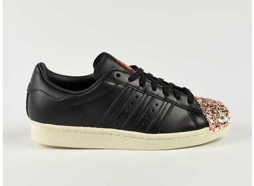 Adidas Superstar 80s Metal Toe TF CBlack/CBlack S76535