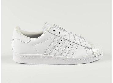 Superstar 80s Metal Toe W White/White/Core Black S76540