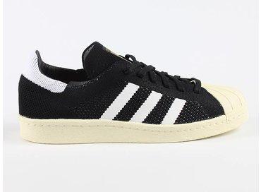 Adidas Superstar 80s Primeknit Black/White S82780
