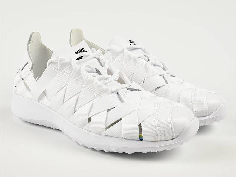 W Juvenate Woven White/Black 833824 100