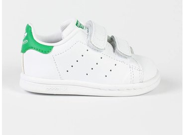Stan Smith CF I White/Green M20609