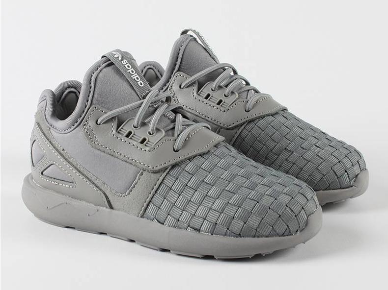 Tubular Runner EL I Charcoal Solid Grey S79405