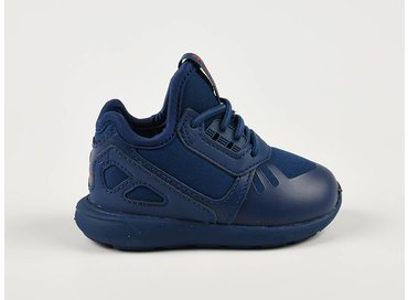 Tubular Runner EL I Royal Blue/Red S78724