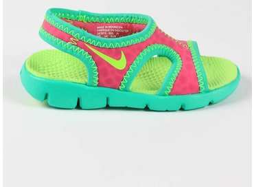 Nike Sunray 9 TD Hot Pink/Flash Lime 34375 605