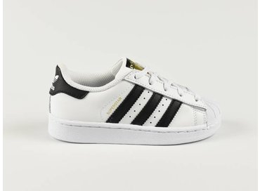 Adidas Superstar Foundation C Off White/Core Black/Off White BA8378