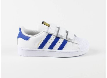 Adidas Superstar Foundation CF C White/Blue S74945