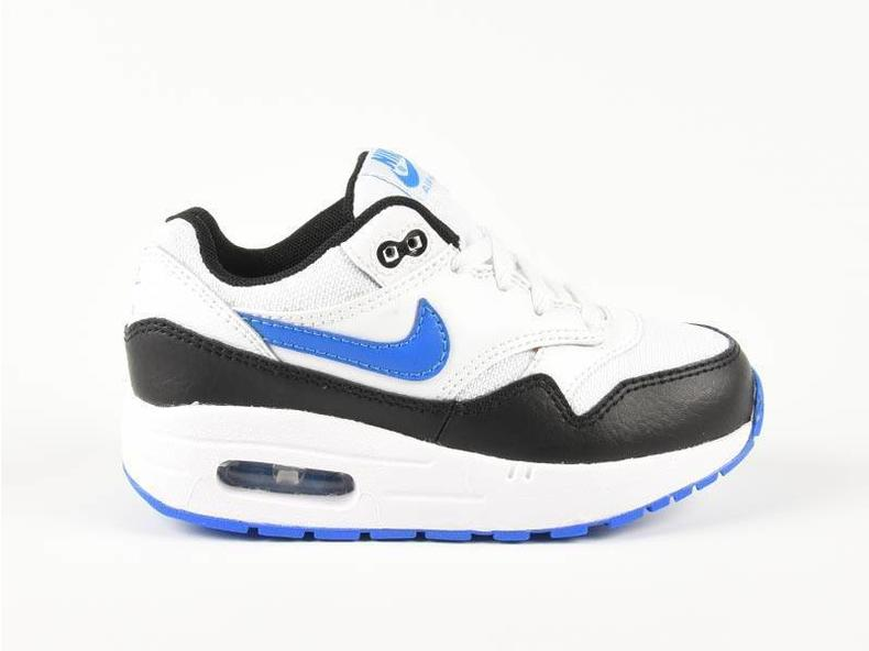 Air Max 1 PS White/Photo Blue/Black 807603-104