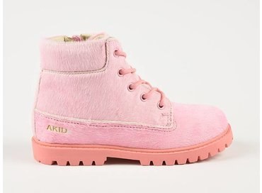 Akid Atticus Pale Pink Pony