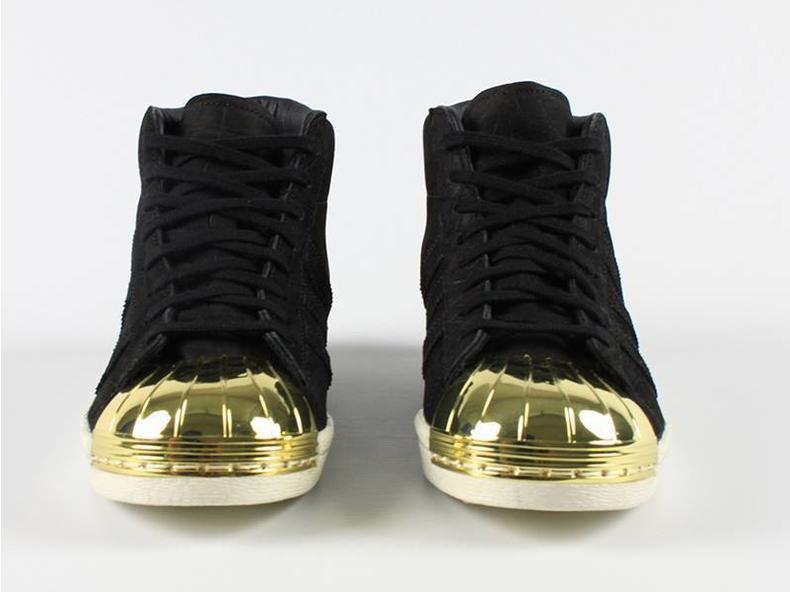 Promodel Metal Toe Black/Gold S81466