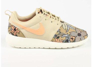 """Nike Roshe One Print """"Aloha Pack"""" Rattan/Sunset Glow 749986 281"""