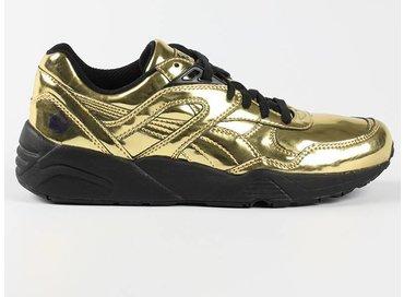 Puma R698 X Vashtie Gold/Black 358838 01