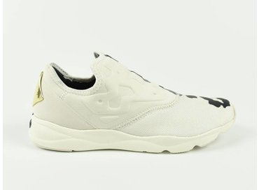 Reebok Reebok Furylite Slip On Leo Black/White/Gold AR1501