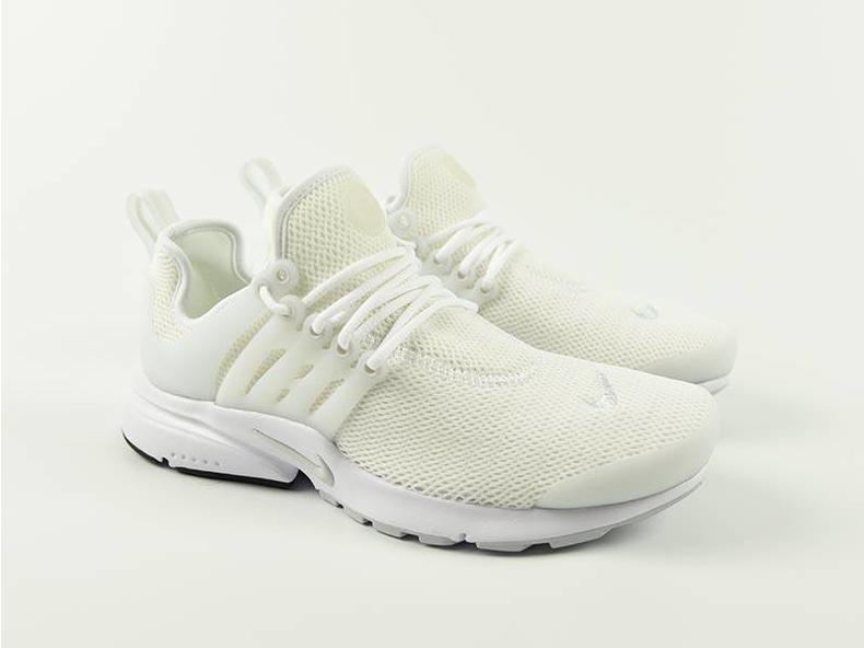 WMNS Air Presto White/Platinum White 878068 100