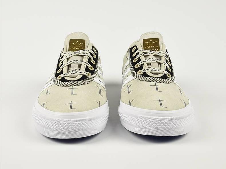 Adi-Ease White/Black AQ8375