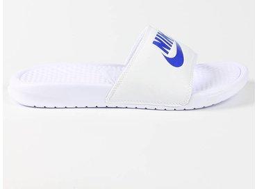 Nike Benassi JDI White/Varsity Royal 343880 102