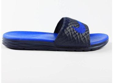 Nike Benassi Solarsoft Slide 2 Midnight Navy/Lyon Blue 705474 440