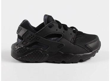 Nike Huarache Run PS Black/Anthracite 704949 020