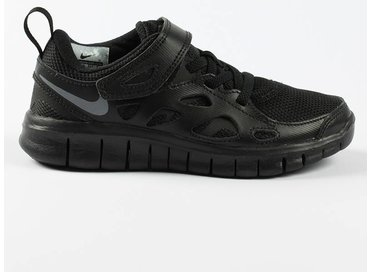 Nike Free Run 2 PSV Black/Cool Grey 443743 030