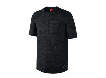 Men's Sportswear Tech Knit Top Black/Anthracite 729397 010
