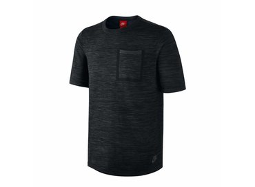 Nike Men's Sportswear Tech Knit Top Black/Anthracite 729397 010