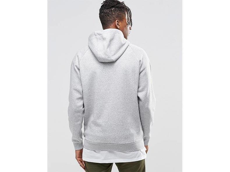 SP LXE FZ Hoody Grey/Black AY8103