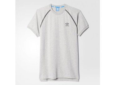 Sport Luxe SS T Grey/Black AY8086