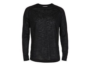 Halo Cadet Long Sleeve Black