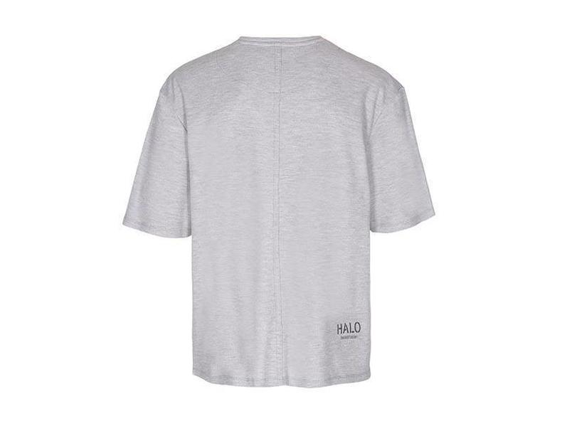 Drop Tee Heather Grey