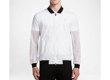 Nike Court Bomber White/Black/Metallic Gold 789568