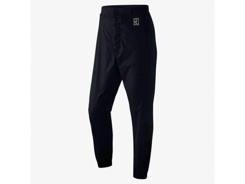 Court Pants Black/White/White 743905 011