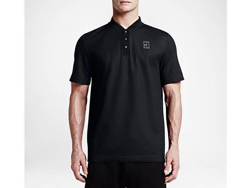 Court Polo Black/Black/Black/White 743996 010