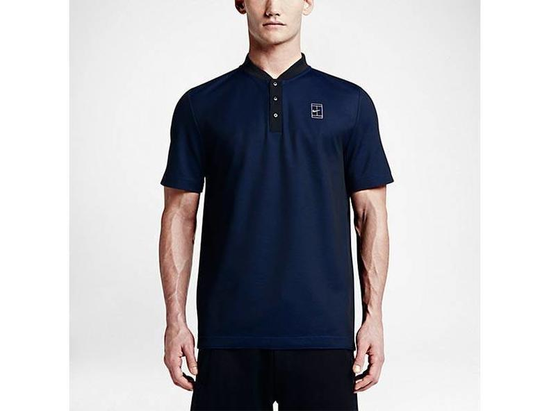 Court Polo Black/Deep Royal Blue/Metallic Silver 743996 011