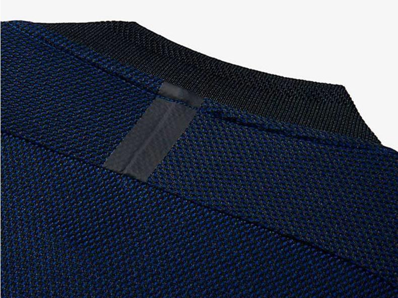 Court Polo Black/Deep Royal Blue/Metallic Silver 743996 011