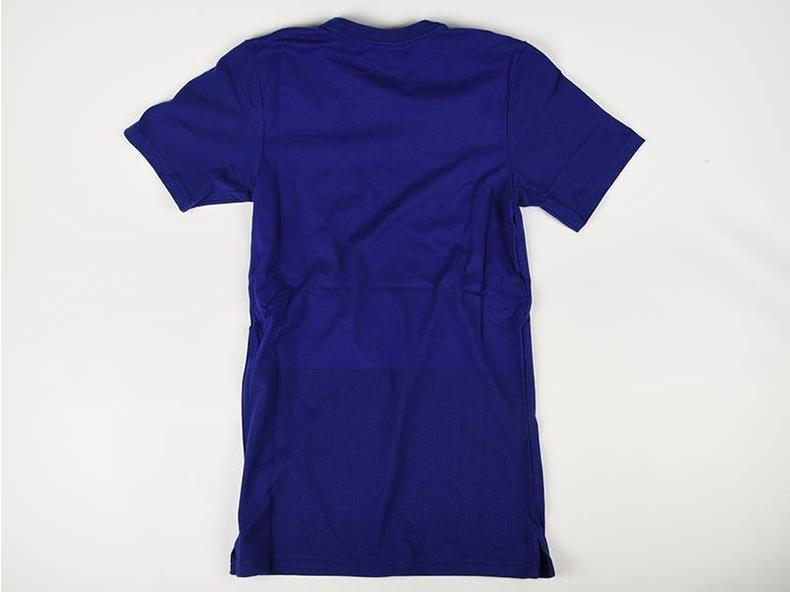 F.C. Sideline Long Tee Deep Royal Blue 687963 455