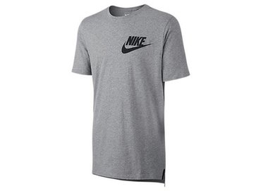 Nike Futura Drop Hem Carbon Heather 799338 091