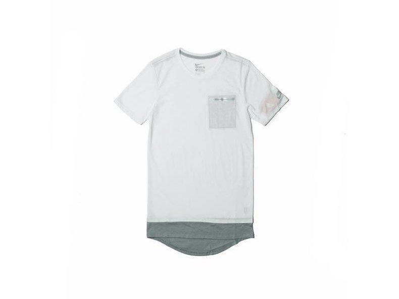 Premium Essentials Tee Grey 746425 012