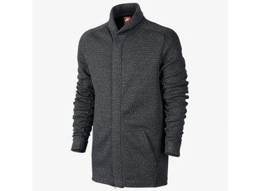 Nike Sportswear Tech Fleece Jacket Charcoal Heather/Black 805164 071