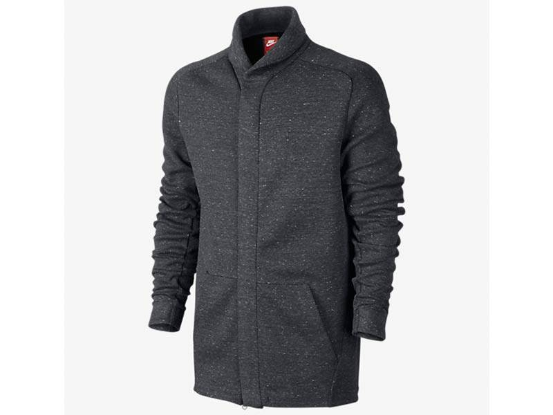 Sportswear Tech Fleece Jacket Charcoal Heather/Black 805164 071