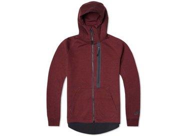 Tech Fleece Full Zip Red 708095 677