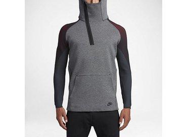 Nike Tech Fleece Hoody Carbon Heather/Black 805655 063