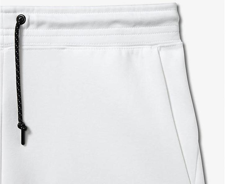 Tech Fleece Short 2.0 White/Black 727357 100