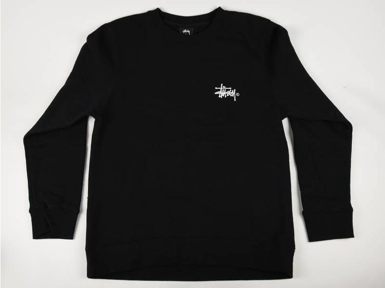 Basic Logo Crew Black 1913778