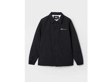 Stussy Intl. Coach Jacket Black 115304 0001