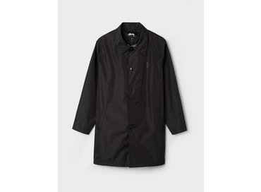 Stussy Long Coach Jacket Black 115305 001