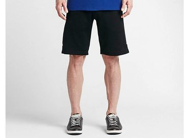Nike Court Short Black/Black/White 743998 010