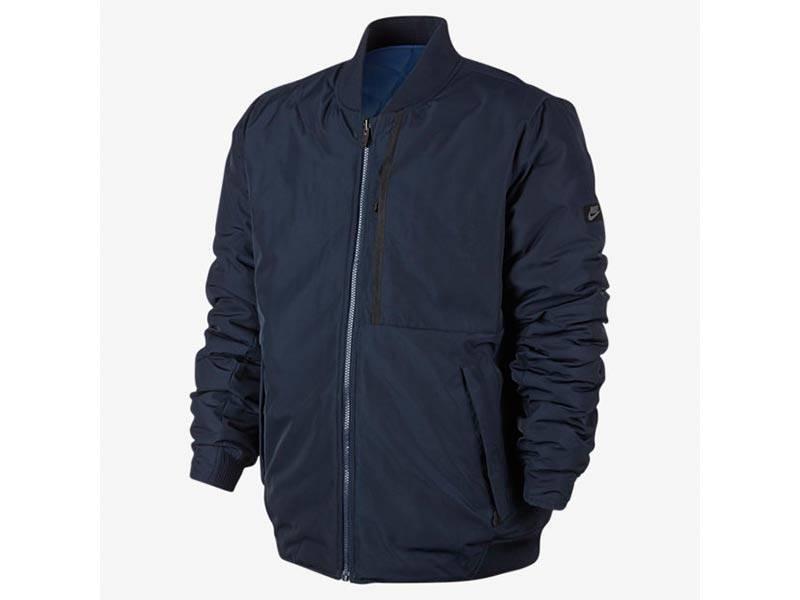 Jacket Obsidian/Coastal Blue 806831 451