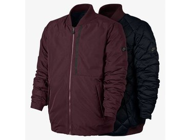 Nike Jacket Night Maroon/Black 806831 681
