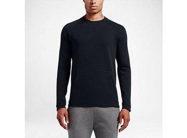 Nike Tech Fleece Crew Black/Black 805140 010