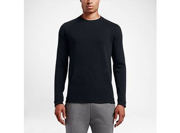 Nike Nike Tech Fleece Crew Black/Black 805140 010